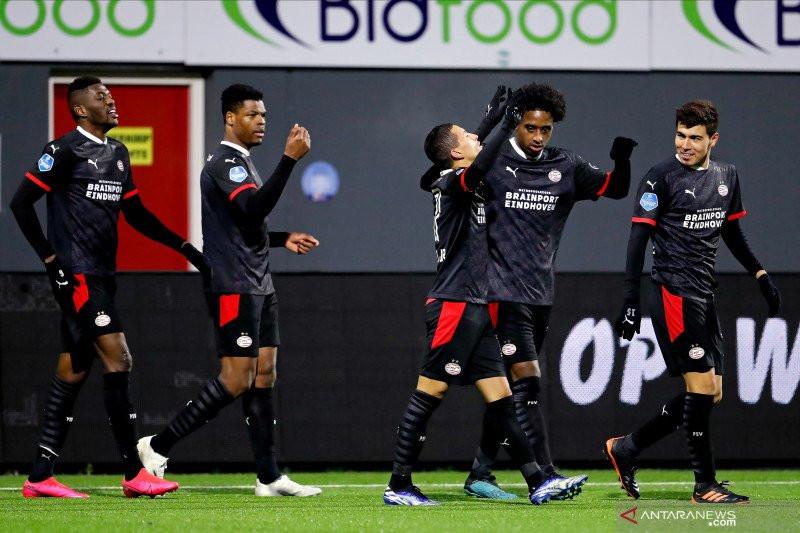 Eindhoven Gusur Vitesse dari Peringkat 2 Klasemen - JPNN.com
