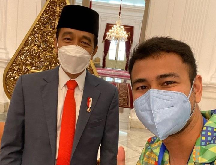 Usai Vaksin Kedua Bareng Jokowi, Raffi Ahmad Bilang Begini - JPNN.com