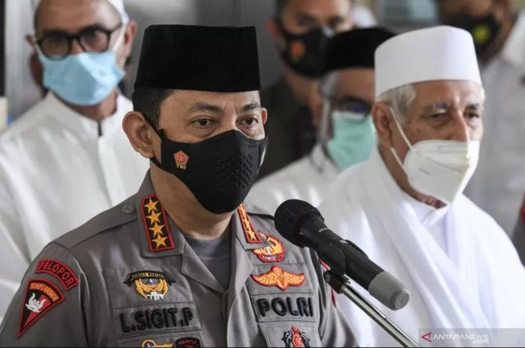 Kapolri: Tersangka Kasus ITE yang Meminta Maaf tak Perlu Ditahan - JPNN.com