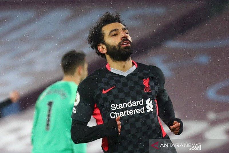Top Skor Liga Inggris: Mohamed Salah Sudah Cetak 15 Gol - JPNN.com