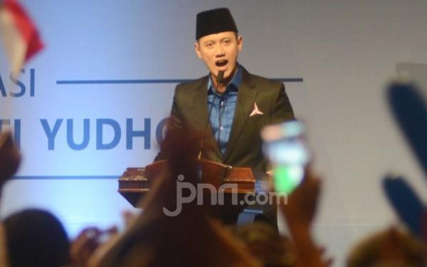 4 Kandidat Capres dari Militer, Posisi AHY Mengejutkan, Bagaimana Moeldoko? - JPNN.com