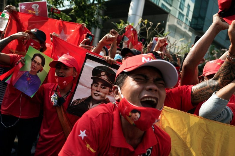 Makin Banyak Negara Menjauhi Myanmar, Semua Gegara Ulah Rezim Kudeta - JPNN.com