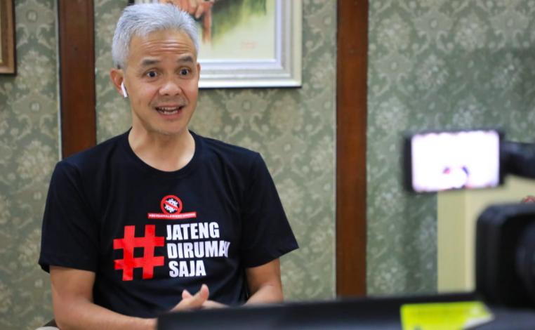 Siap PPKM Mikrozonasi, Ganjar Ungkap ada 29 Kecamatan Berisiko Tinggi - JPNN.com
