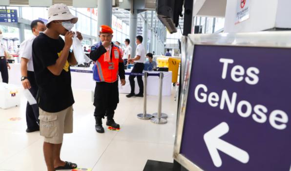 KAI Tambah Layanan Pemeriksaan GeNose C19 di Stasiun - JPNN.com