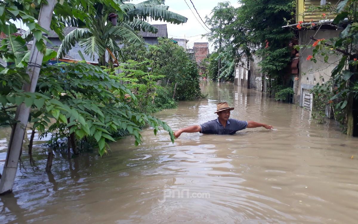 Atasi Banjir Jakarta, DPRD Minta Pemprov DKI Komitmen Benahi Infrastruktur - JPNN.com