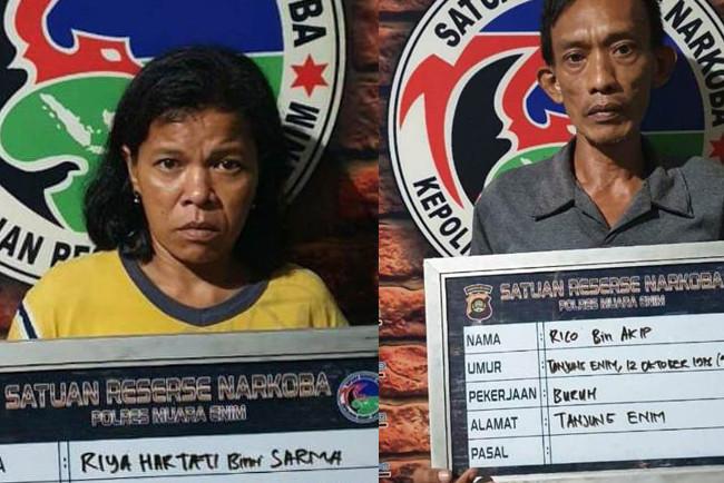 Dua Sejoli Tepergok Berbuat Dosa di Rumah, Lihat Tampangnya - JPNN.com