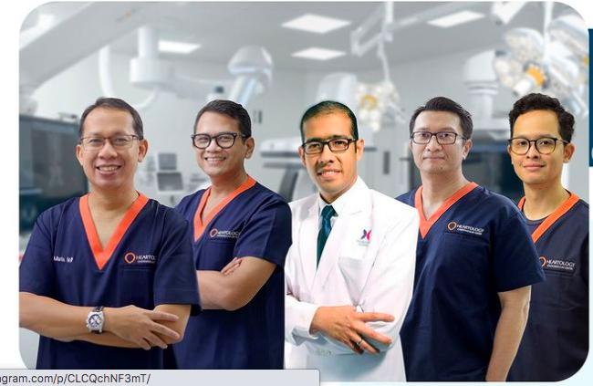 Para Dokter Spesialis ini Menangani Operasi Hybrid Pertama di Indonesia - JPNN.com