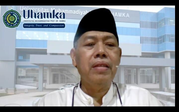 Rektor Uhamka: Mahasiswa Harus Punya Integritas dan Peduli Sesama - JPNN.com