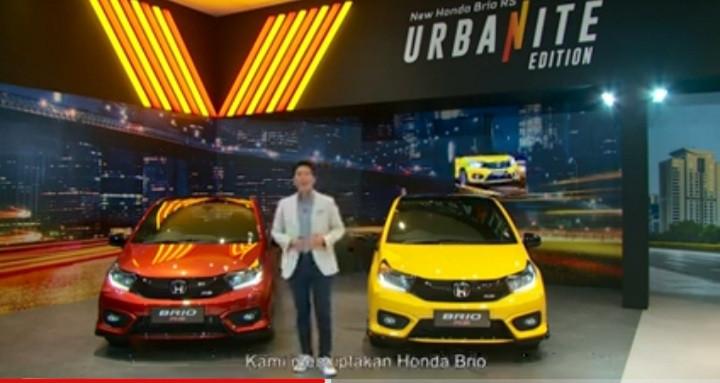 Intip Perubahan Honda Brio RS Urbanite SE - JPNN.com
