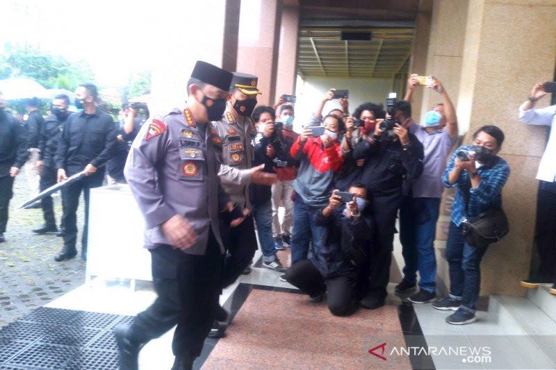 Jenderal Listyo Sigit Datang, Ketum PP Muhammadiyah Menyampaikan 3 Hal Penting - JPNN.com