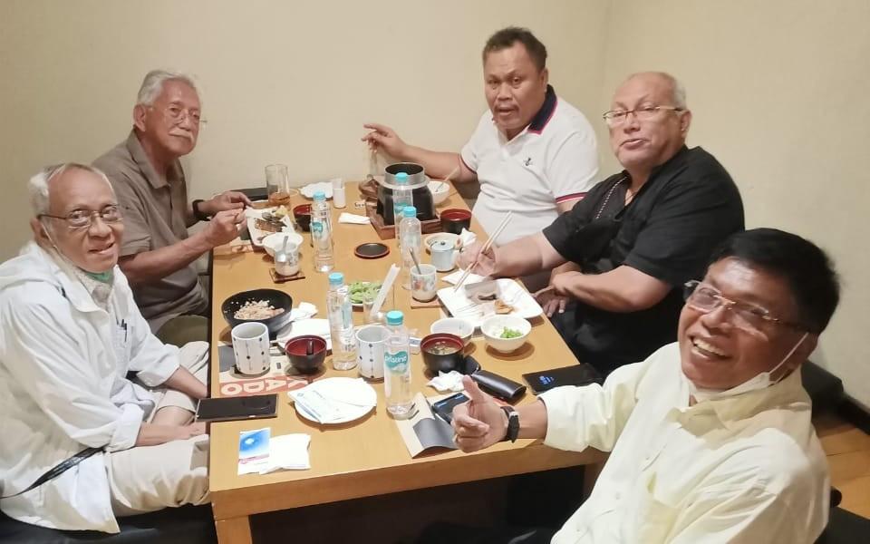Lihat Nih, Foto Para Pendiri & Senior Demokrat Berkumpul untuk Dongkel AHY - JPNN.com