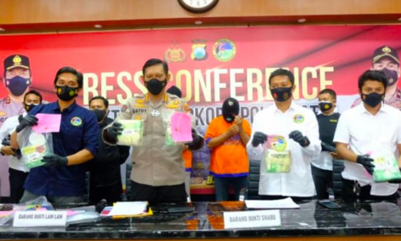 Waspada! Dua Bandar Besar Sabu-sabu Masih Berkeliaran, Sebar lewat Teh China - JPNN.com