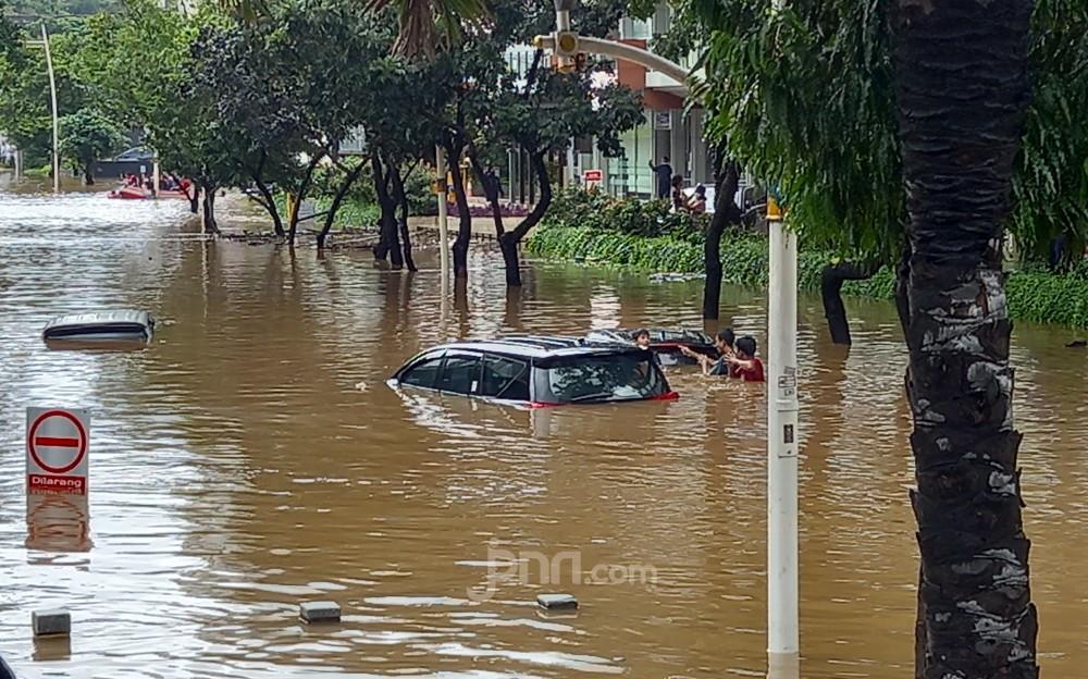 Ini Situs dan Aplikasi untuk Mendeteksi Kawasan Banjir - JPNN.com