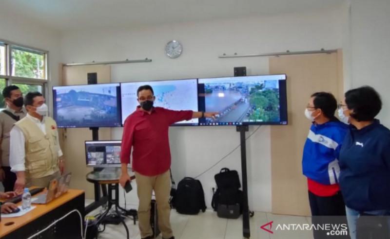 Penjelasan Gubernur Anies soal Banjir Jakarta Hari Ini, Wajar? - JPNN.com