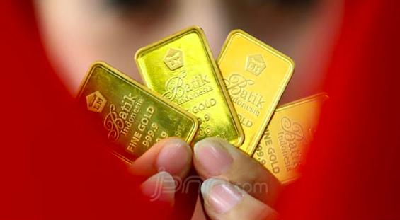 Harga Emas Antam dan UBS di Pegadaian Hari ini, Jumat 26 Februari 2021 - JPNN.com