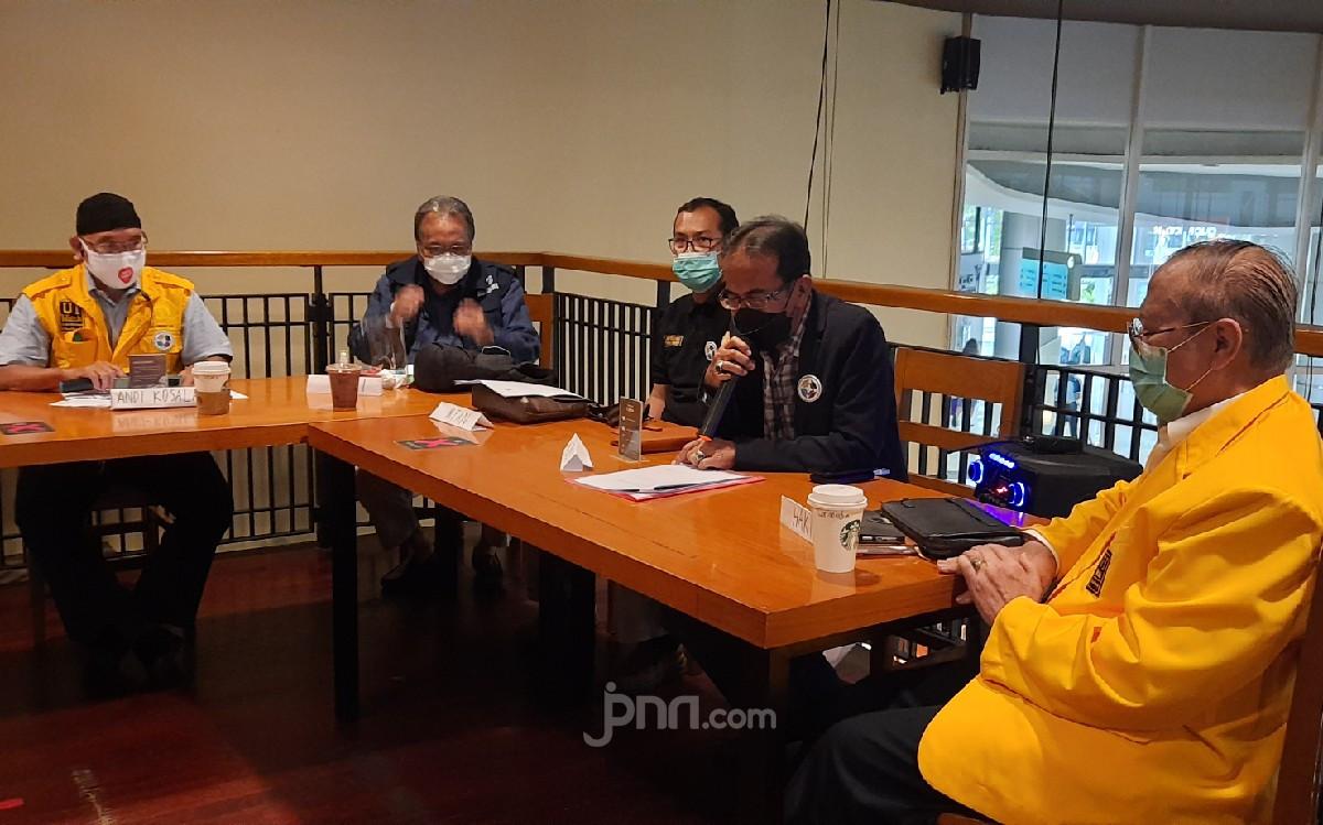 Permintaan APTB Kepada KPK Soal Kasus Korupsi Bansos dan Benur - JPNN.com