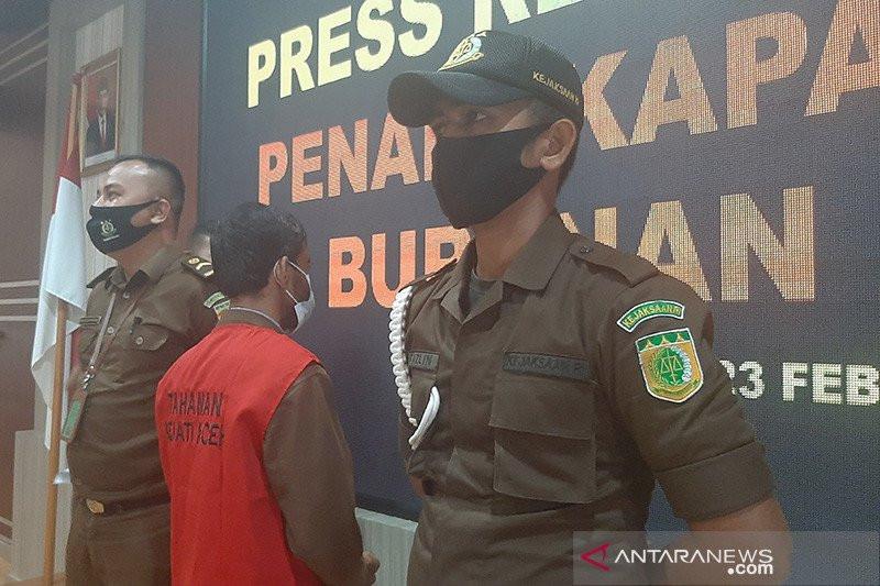 3 Tahun jadi Buron, Terpidana Pencurian Kerbau Ditangkap Tanpa Perlawanan - JPNN.com