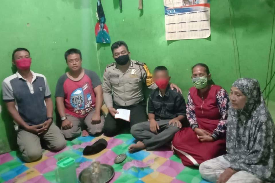 Bocah di Talang Jambe Diduga Diculik, Ditemukan di Bawah Jembatan Musi 2 - JPNN.com