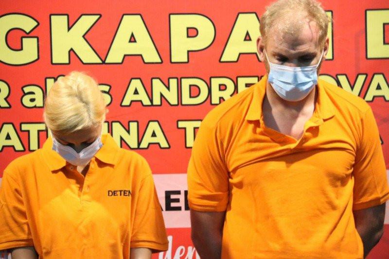 Polda Bali Dalami Peran Pacar Buronan Interpol Andrew Ayer - JPNN.com