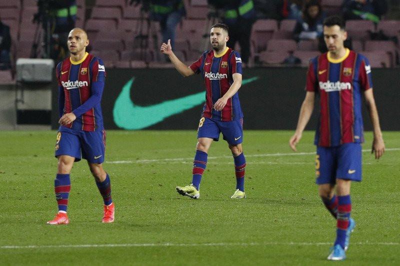 Barcelona Kembali Bangkit setelah Messi Marah - JPNN.com