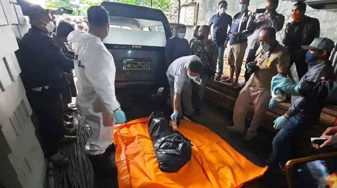 Kombes Susatyo Ungkap Penyebab Kematian Mayat Gadis Dalam Plastik di Bogor, Bengis - JPNN.com