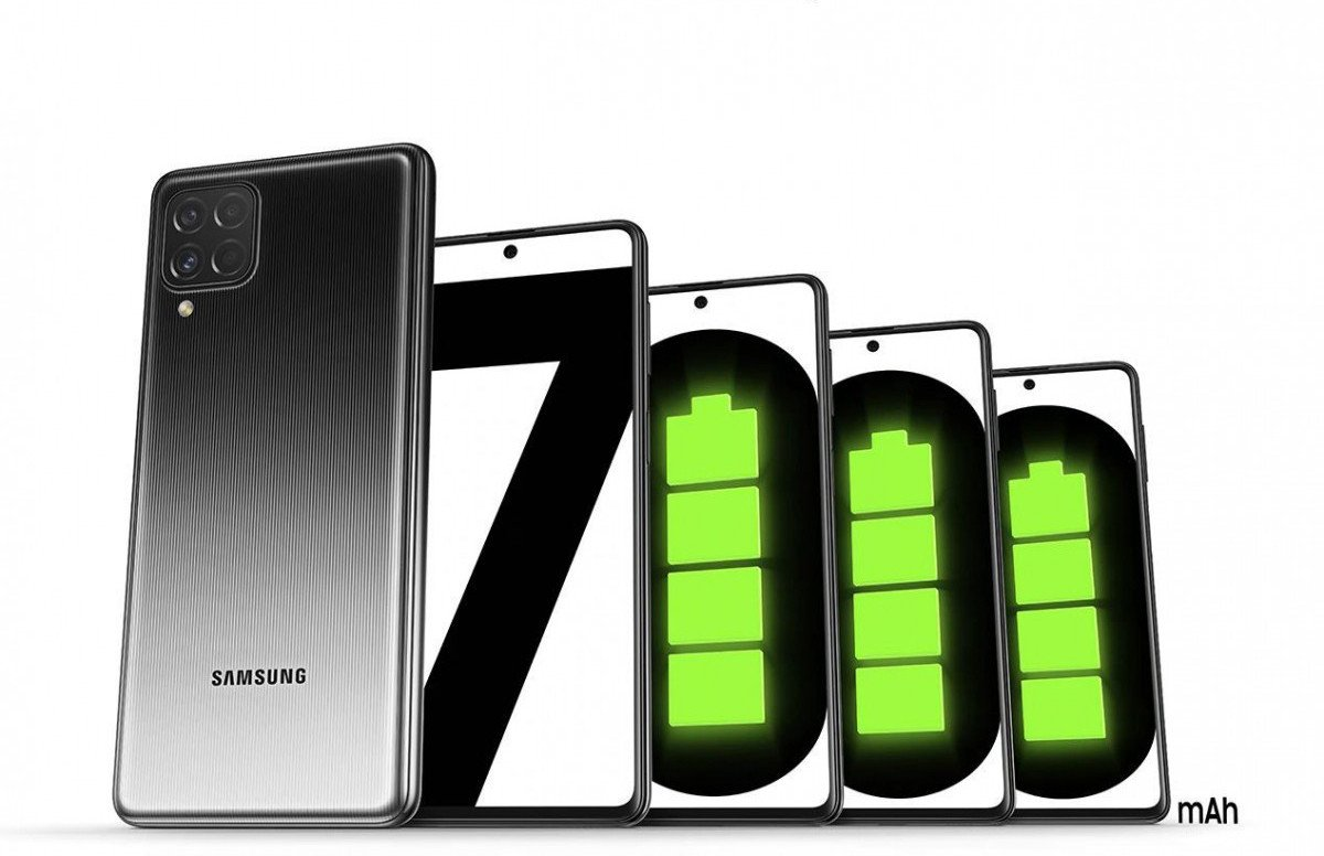 Galaxy M62 Muncul di Situs Resmi Samsung, Begini S