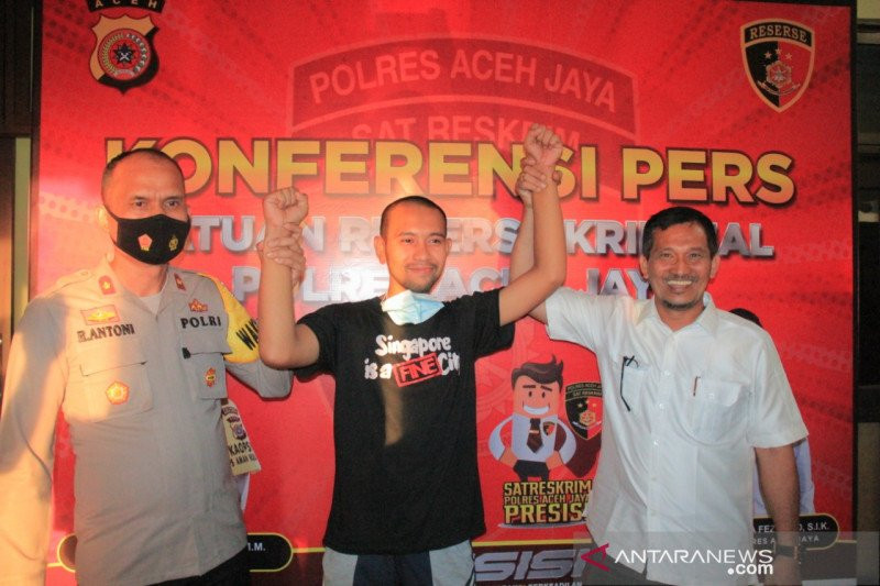 Polres Aceh Jaya Membebaskan Pemuda Perakit Senjata Api, Ini Alasannya - JPNN.com