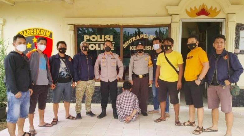 Buron Satu Tahun, Muhammad Nasrudin Akhirnya Ditangkap di Rumah Mertua, Duh Malunya - JPNN.com