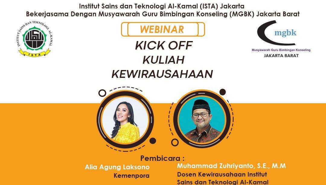 Kick Off Kuliah Kewirausahaan ISTA Jakarta Digelar Hari Ini - JPNN.com