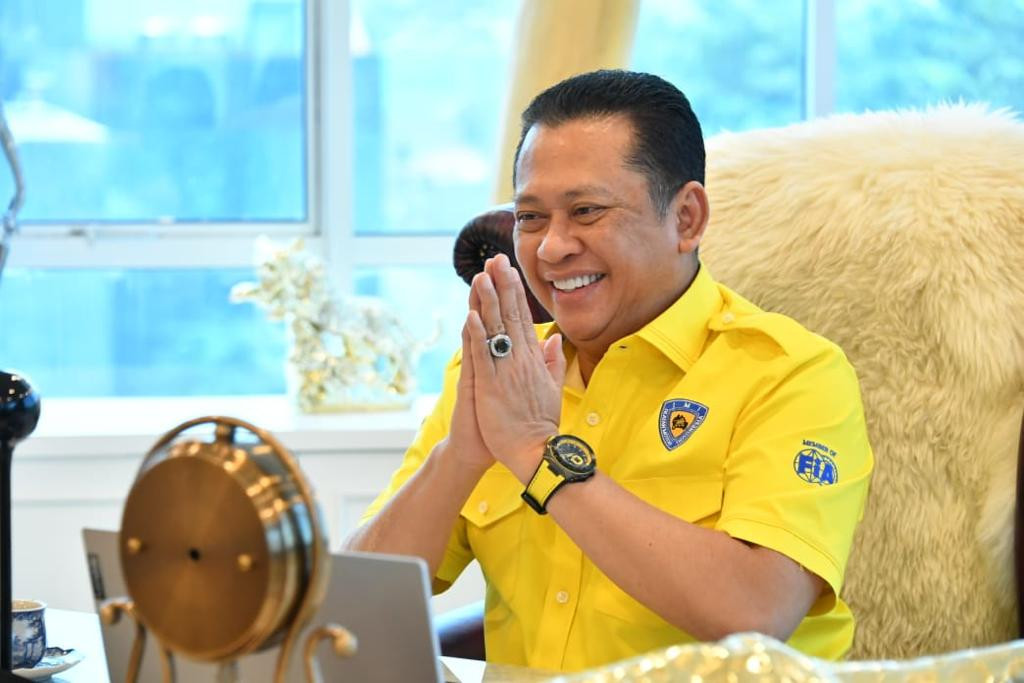 Ketua MPR Ajak Mahasiswa Pascasarjana Unsil Bangun Benteng Ideologi Bangsa   - JPNN.com