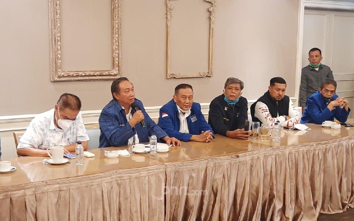 Anggap SBY Cawe-Cawe, Pendiri Demokrat Turun Gunun