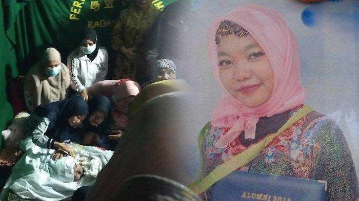 Pembicaraan Terakhir Rizka Fitria dengan Bibinya Sebelum Dibunuh Aipda RS di Kamar Hotel - JPNN.com