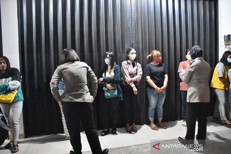 Lihat, Banyak Wanita Diamankan Polisi di Solo, Hmm - JPNN.com