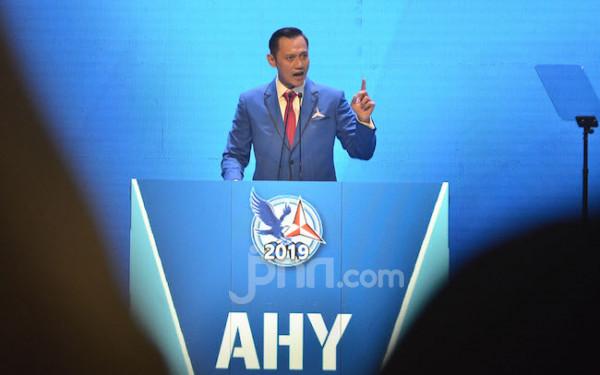 KLB Pecat AHY dari Ketum Partai Demokrat - JPNN.com
