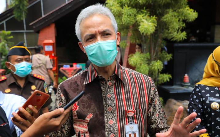 Penyintas Varian Baru Covid-19 kembali ke Brebes, Pak Ganjar: Jangan Lengah! - JPNN.com