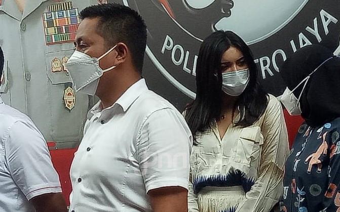 Millen Cyrus Diserahkan ke BNNK, Polisi: Masih Rawat Jalan - JPNN.com