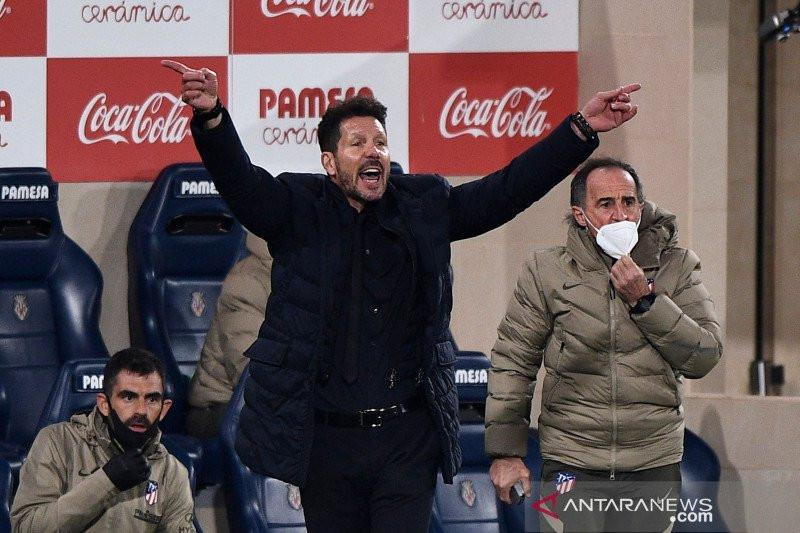 Pelatih Atletico Peringatkan Para Pemainnya Gegara ini - JPNN.com