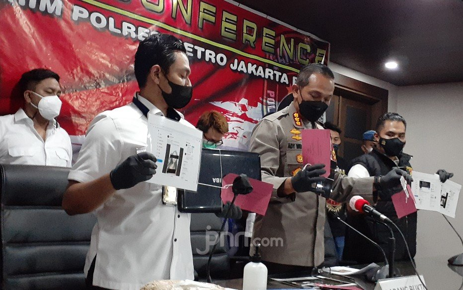 Video Syur Mirip Gabriella Larasati, Polisi: Bisa Jadi Tersangka - JPNN.com