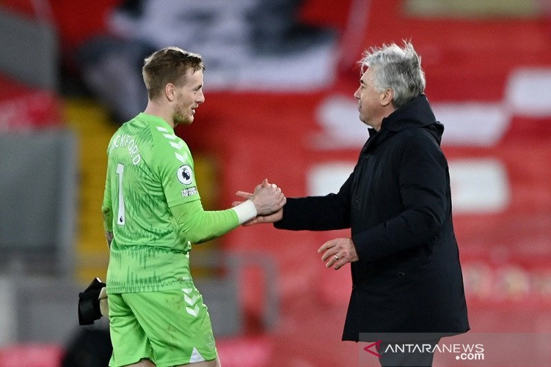 Ancelotti Optimistis Everton dapat Mencapai Target - JPNN.com