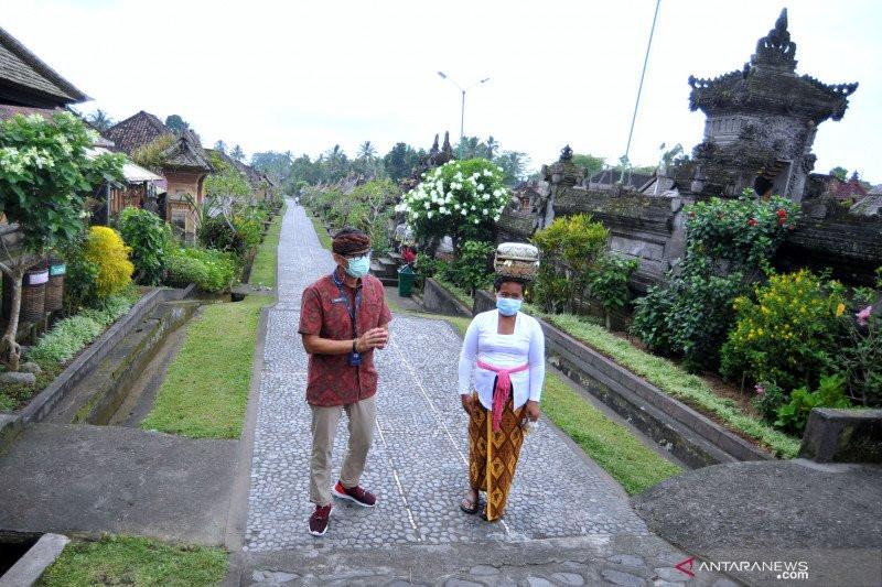 Undang Sejumlah Dubes ke Bali, Sandiaga Tunjukkan Indonesia Serius Siapkan Wisata Bebas Covid-19 - JPNN.com