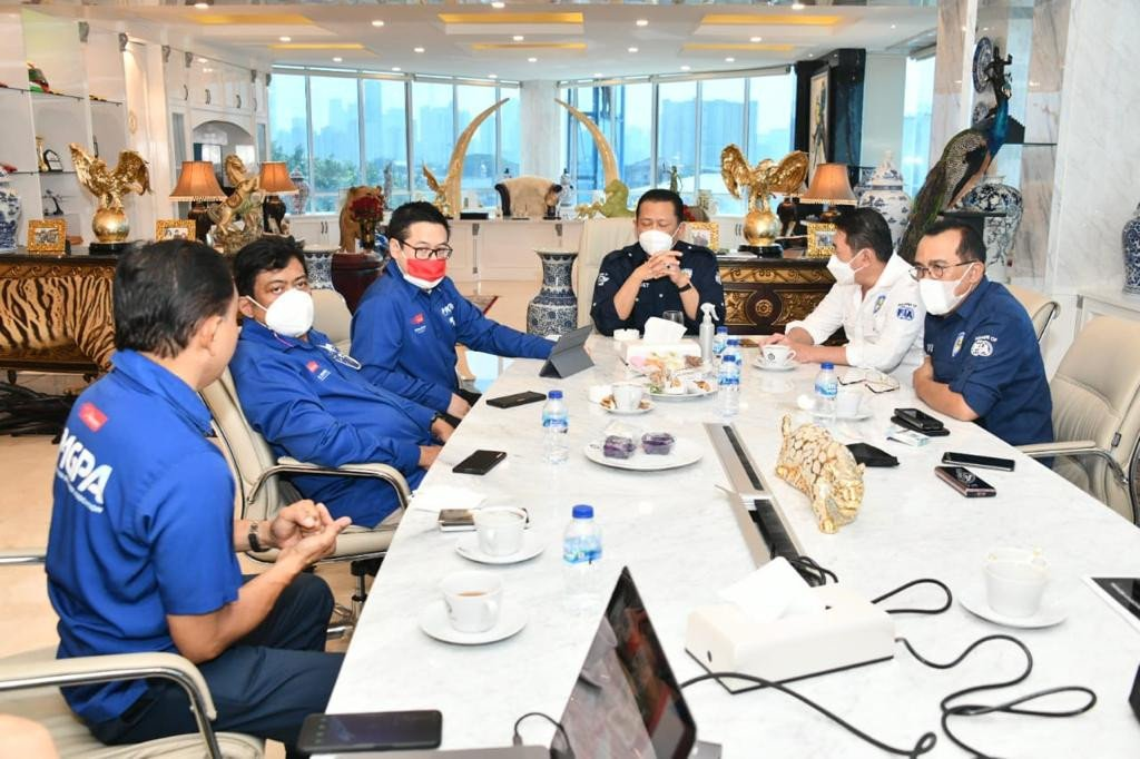 Dorna Sport segera Cek Kesiapan Akhir Sirkuit Mandalika Gelar MotoGP - JPNN.com