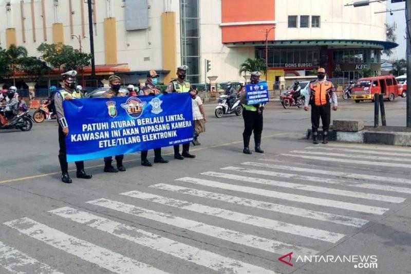 Buat Warga Bekasi, Polisi Berlakukan Tilang Elektronik, Catat Nih Titiknya - JPNN.com