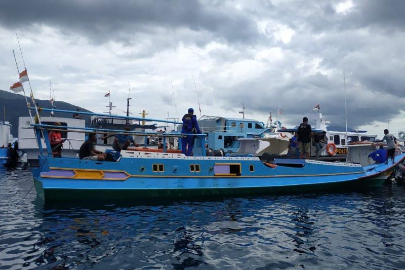 Tangkap Ikan Menggunakan Bahan Peledak, 6 Nelayan Diamankan Polisi - JPNN.com