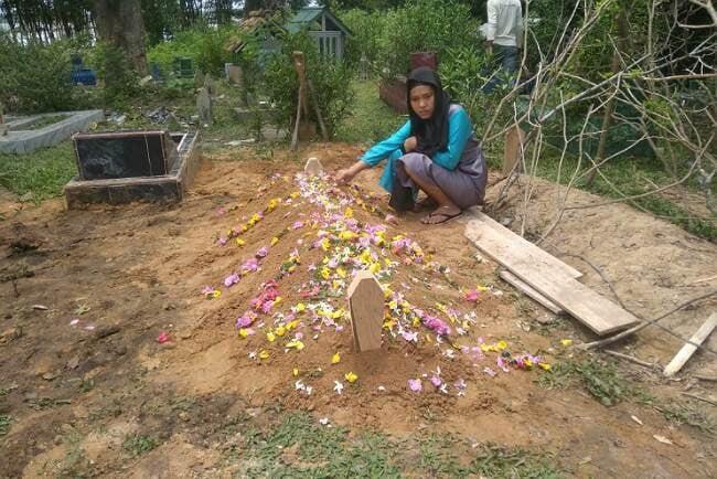 Semasa Hidup, Septi Vanesia Putri Ternyata Sering Jadi Korban Penyiksaan Mantan Suami - JPNN.com