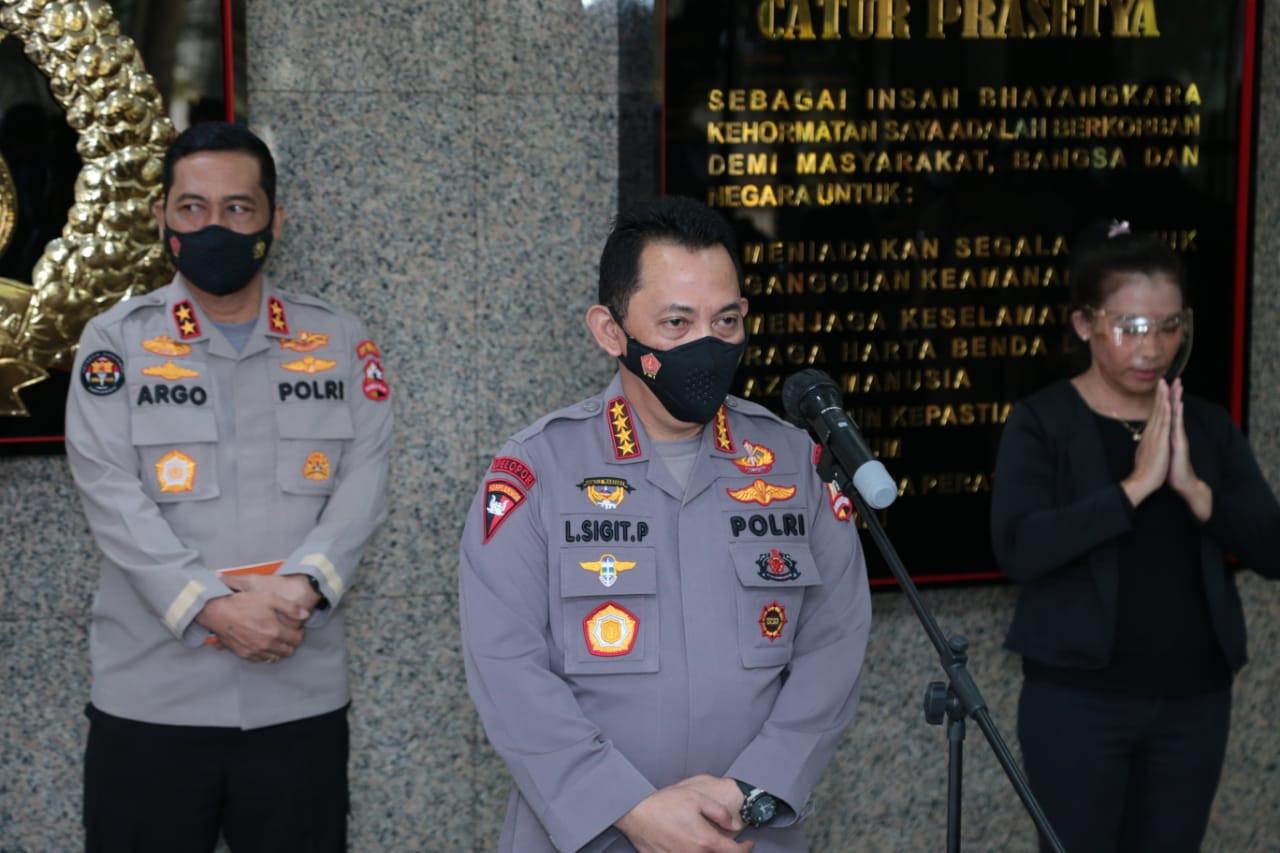 Perintah Tegas Jenderal Listyo Kepada Seluruh Kapolda Baru - JPNN.com