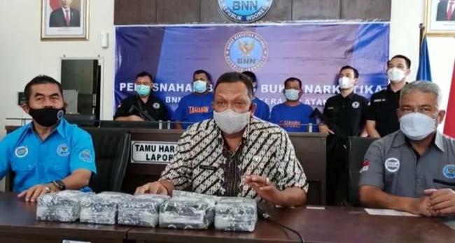 Polisi Ungkap Alasan Mantan Anggota Dewan Ini Nekat Jadi Kurir Narkoba, Oh Ternyata - JPNN.com