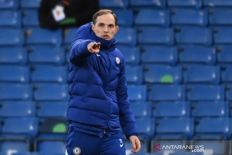 Tuchel Percaya diri Chelsea bisa Menaklukkan Liverpool - JPNN.com