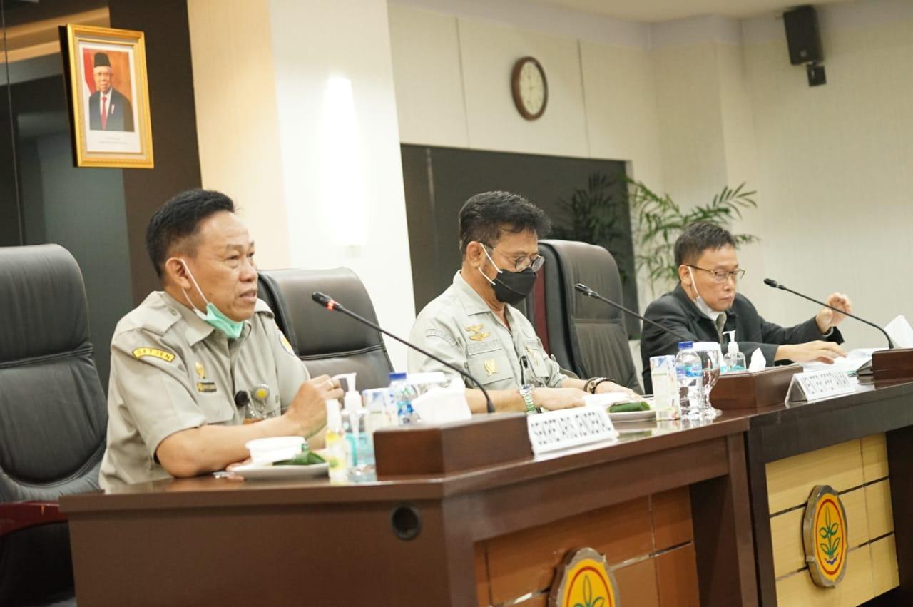 Syahrul Yasin Limpo: Jangan Ada Kata Mundur, Kita Harus Fight - JPNN.com