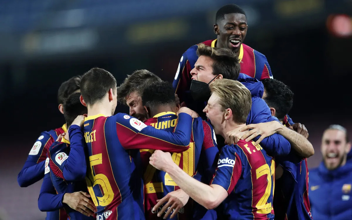 Barcelona Butuh 120 Menit Taklukkan Sevilla - JPNN.com