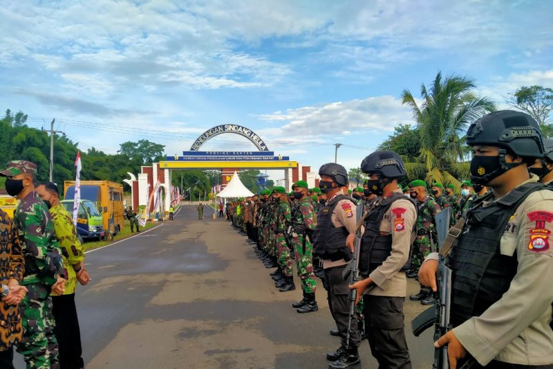 Kolonel Inf Soehardono Pimpin Gelar Apel Pasukan TNI-Polri, Ada Apa? - JPNN.com